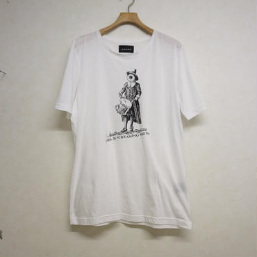 DIET BUTCHER SLIM SKIN プリントTシャツ