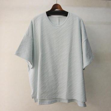 sneeuw スラッシュJQ Tシャツ(sax)