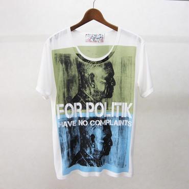 CILANDSIA プリントTシャツ