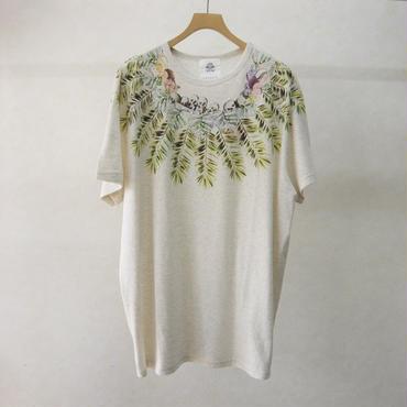 stof 奇妙なレイビッグTシャツ(生成・杢)