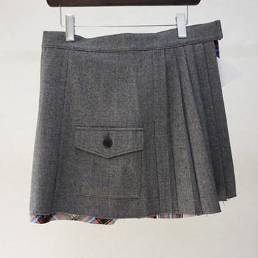 JUVENILE HALL ROLLCALL 巻きスカート