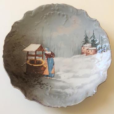 アンティーク絵皿