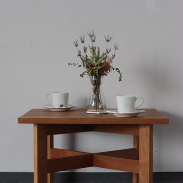 現品限り対象 Lv-esB0001 センターテーブル ブラックチェリー材
