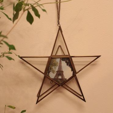lefz-ra12   フォトフレームIron Star(小)