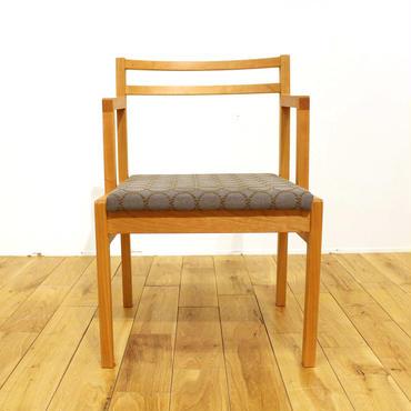 Dining Chair / Salvia(ブラックチェリー材/タンバリン)