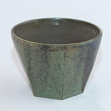 Botanize x NEOSHIHO  ロッカク/ Used Pot.10【中古鉢】