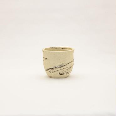 "Akio Fukuda Original Handmade Pot ""Yuuzen"".7  悠然.7"