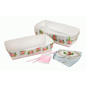 「トーキングテーブル」パウンドケーキ型