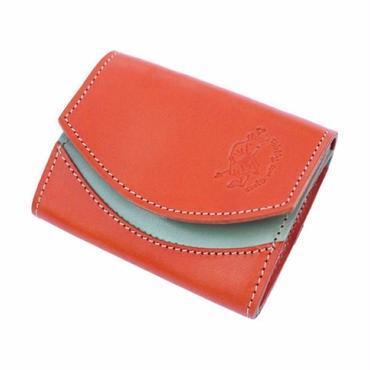 【極小財布】 クアトロガッツ ペケーニョ オレンジ