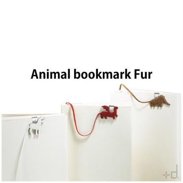 【ブックマーク】 +d アニマルブックマーク ファー