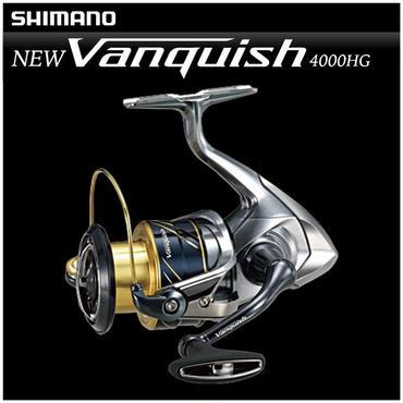 【スピニングリール】 シマノ 16 ヴァンキッシュ 4000HG