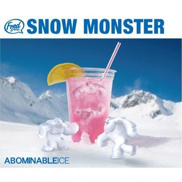【製氷皿】 フレッド アイストレー スノーモンスター