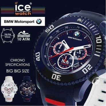 【腕時計】 アイスウォッチ BMW MOTORSPORT CHRONO bigbig
