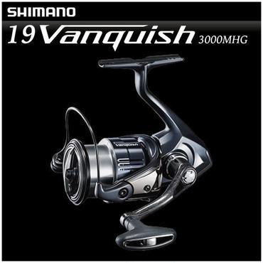 【スピニングリール】 シマノ 19 ヴァンキッシュ 3000MHG