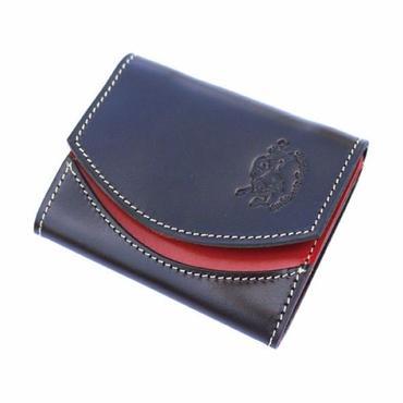 【極小財布】 クアトロガッツ ペケーニョ ブラックベリー