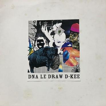 Dna Le Draw D-Kee - Decay / DNA [LP][Korm Plastics]