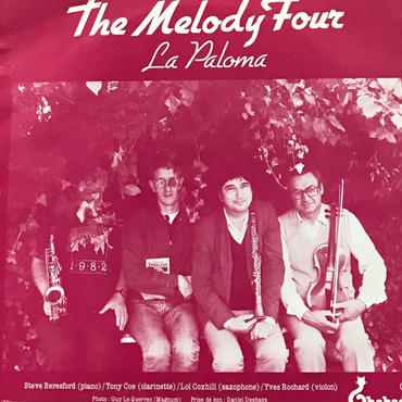 The Melody Four - Les Millions D'Arlequin / La Paloma [EP][Chabada]