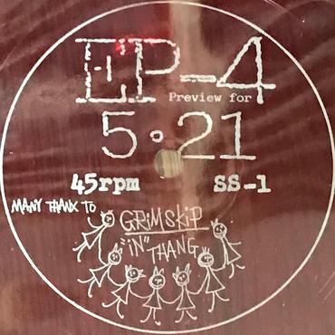 EP-4 - Preview For 5・21 [EP/Flexi-disc]