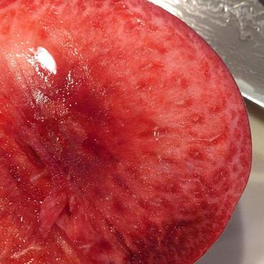 暁桃太郎! 果肉が真っ赤な桃太郎桃です!(約2キロ)