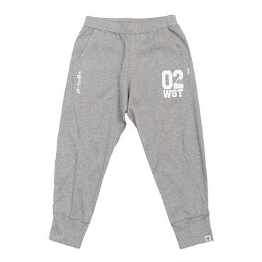 (Wstudio)  02PUNCH  Pants グレー