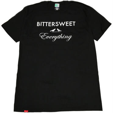BTRSWT  EVERYTHING  LONG-LENGTH  Tee ブラック/ホワイト