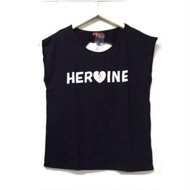 (HEROINE)  ハーティホールフレンチ ブラック