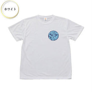(CREAM  CLOTHING)  MARU CREAM TEE  ホワイト