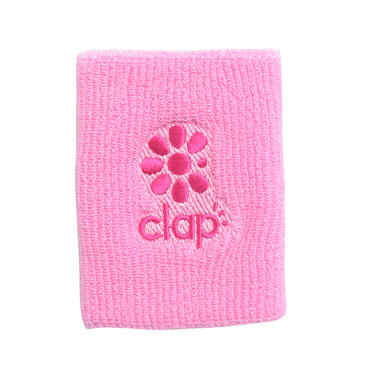 (CLAP)  WRIST  BAND ピンク/ピンク