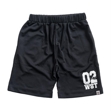 (Wstudio)  02COOL  Half  Pants ブラック