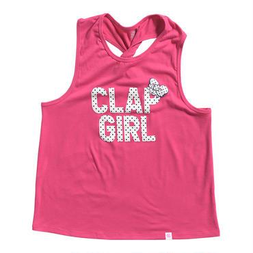 (CLAP)  CLAP  GIRL  NGI  TANK ピンク