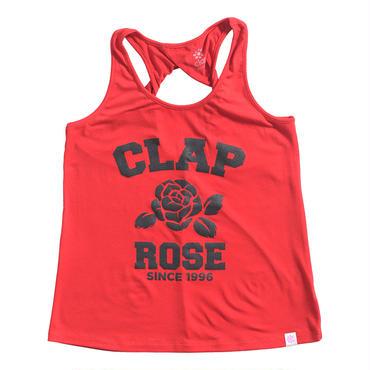 (CLAP)  CLAP  ROSE  W  NGI  TANK レッド