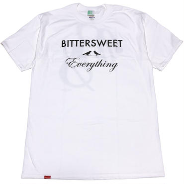 BTRSWT  EVERYTHING  LONG-LENGTH  Tee ホワイト/ブラック