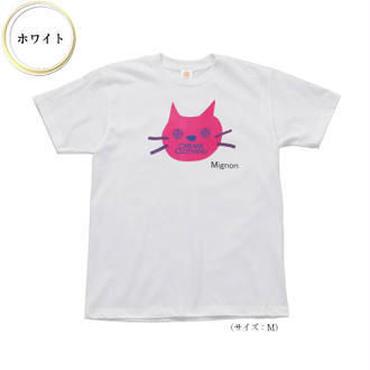 (CREAM  CLOTHING)  Mignon Chat Tee ホワイト