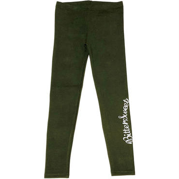 BSG  UP-TENSION  BASIC  LEGGINGS アーミーグリーン