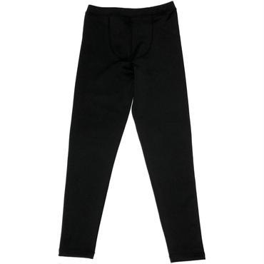 PLANET  LOGO  UP-TENSION  SPAN  LEGGINGS ブラック