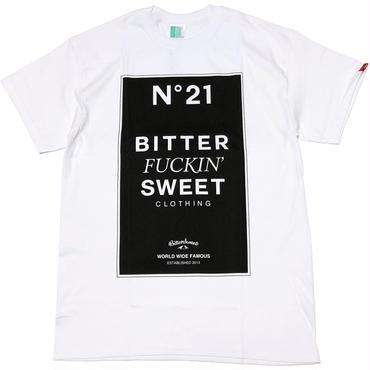 Bitter  FUCKIN'  Sweet  S/S  Tee ホワイト