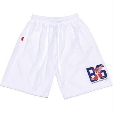 BS.A.C.  DRY  SHORT ホワイト