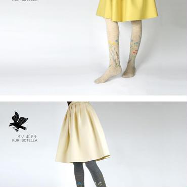 クリボテラ Floralーgray