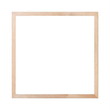 スタンダード・正方形200角 木 (spf005CL)