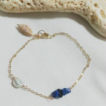Lapislazuli bracelet