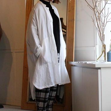 TS190JK068 ヴィンテージリネン ポンチョジャケット【size 1】