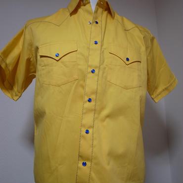 Rockmount 半袖ウェスタンシャツ 新品 サイズL程度