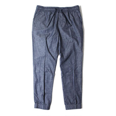 TOMMY HILFIGER / JOGGER PANTS heather navy