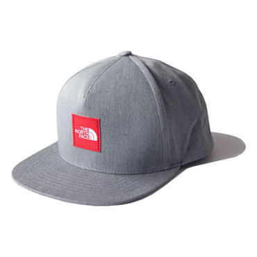 【US正規品】THE NORTH FACE /STREET BALL SNAP BACK CAP gray