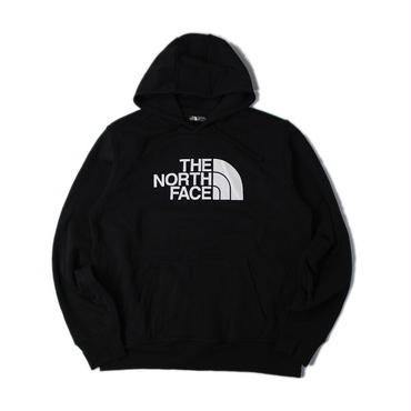 THE NORTH FACE / HALF DOME PULLOVER HOODIE black