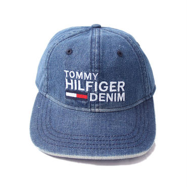 TOMMY HILFIGER / DENIM CAP
