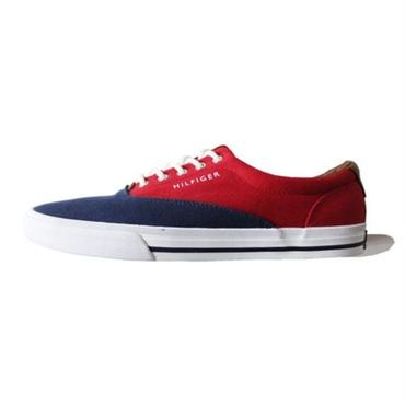 TOMMY HILFIGER / SHOES  navy/red