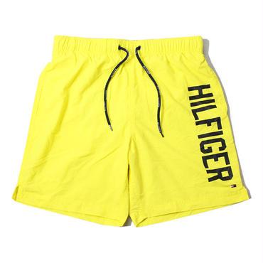 TOMMY HILFIGER / NYLON SWIM SHORT yellow