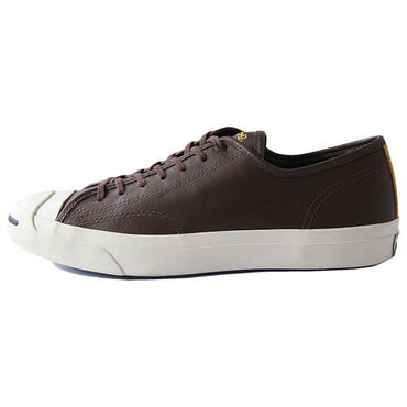 CONVERSE / JACK PURCELL LETHER brown USモデル