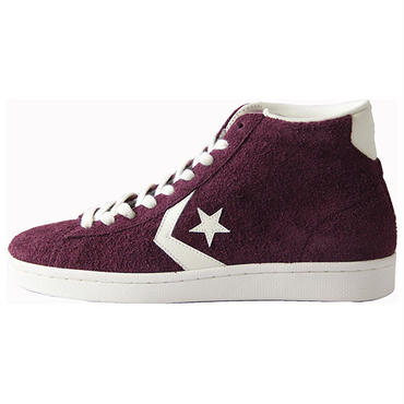 CONVERSE / ALL STAR MID burgundy USモデル
